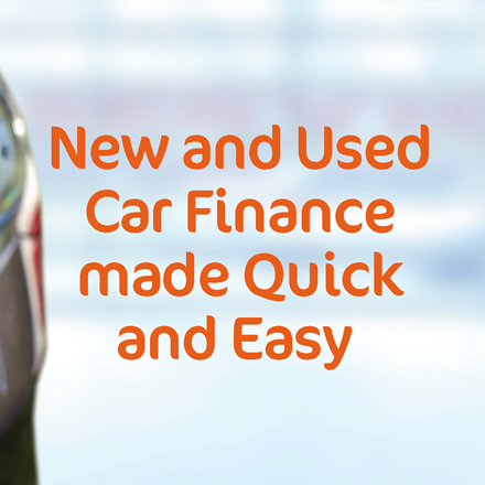 New and Used Car Finance made Quick and Easy